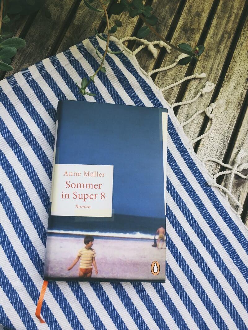 Sommer in Super 8 von Anne Müller