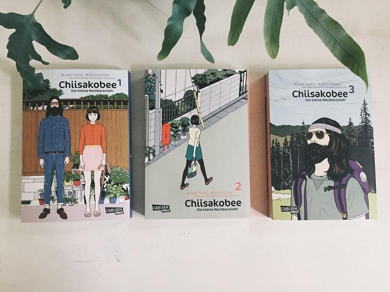 Chiisakobee 3: Die kleine Nachbarschaft von Minetarō Mochizuki