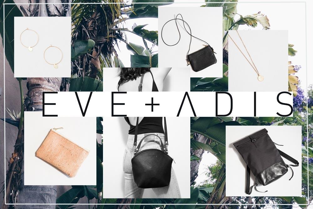 EVE + ADIS - sustainable accessoires brand