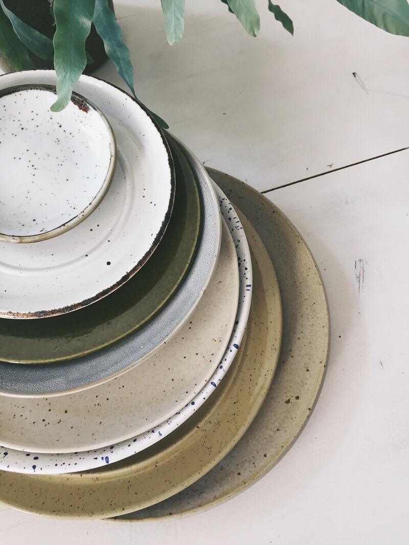KERAMIK // Sprenkel, Streusel & Farbkleckse