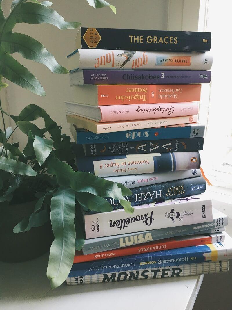 WRAP UP // Was ich im September gelesen habe