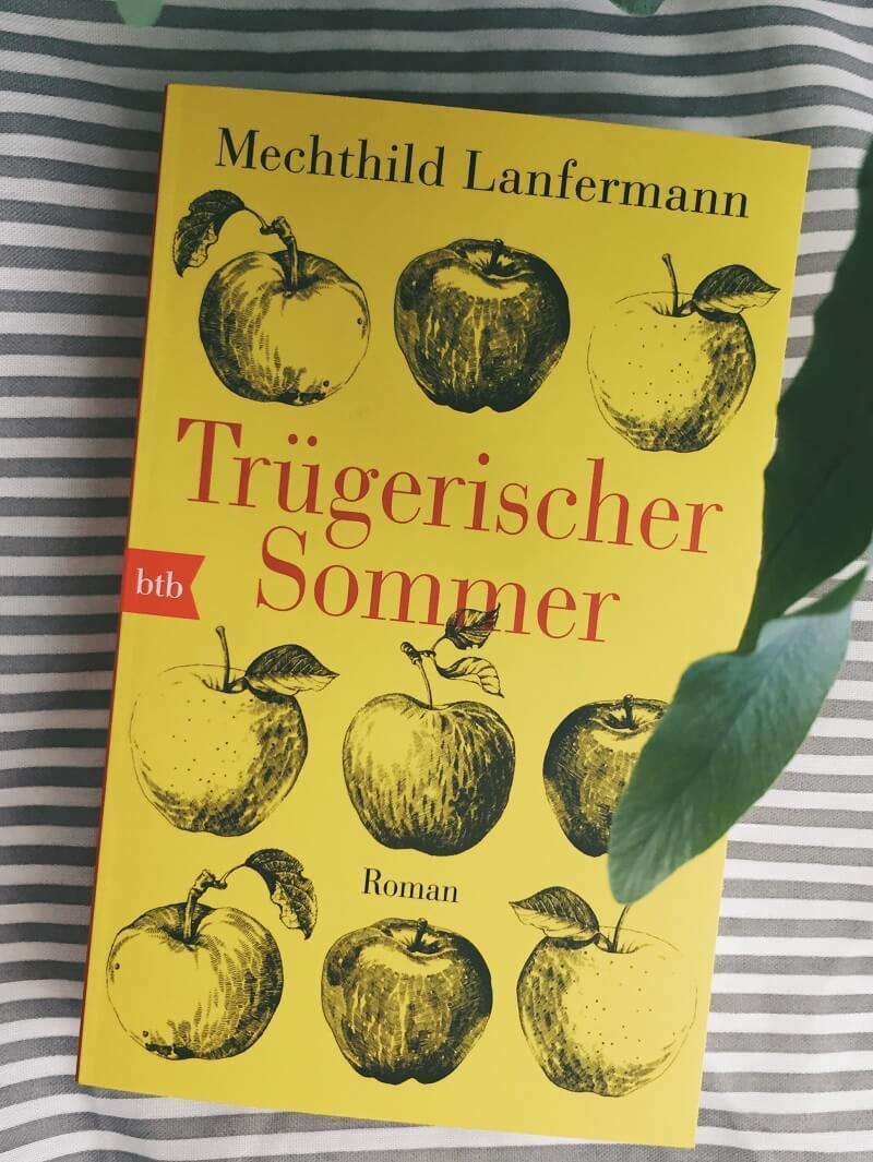 Trügerischer Sommer von Mechthild Lanfermann