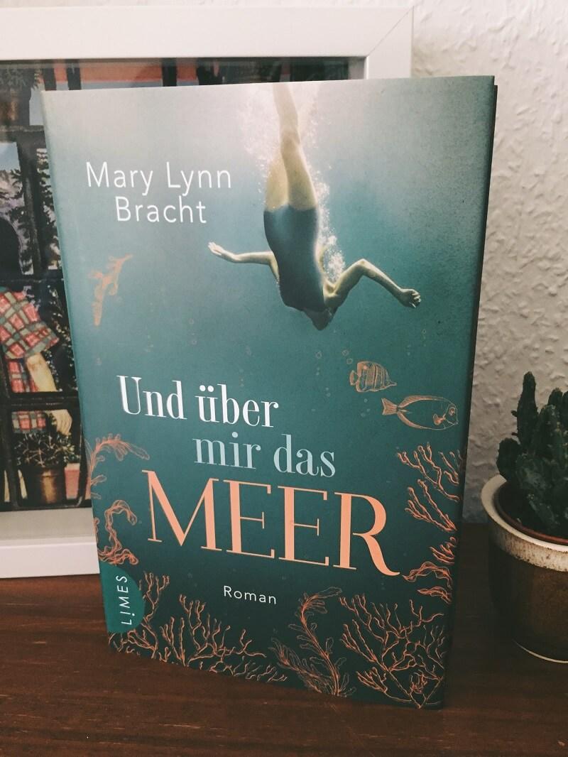 Über mir das Meer von Mary Lynn Bracht