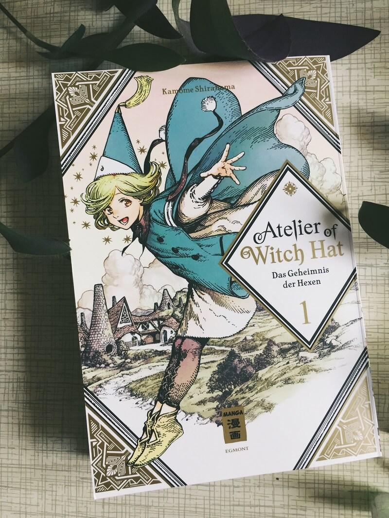 Atelier of Witch Hat 01: Das Geheimnis der Hexen