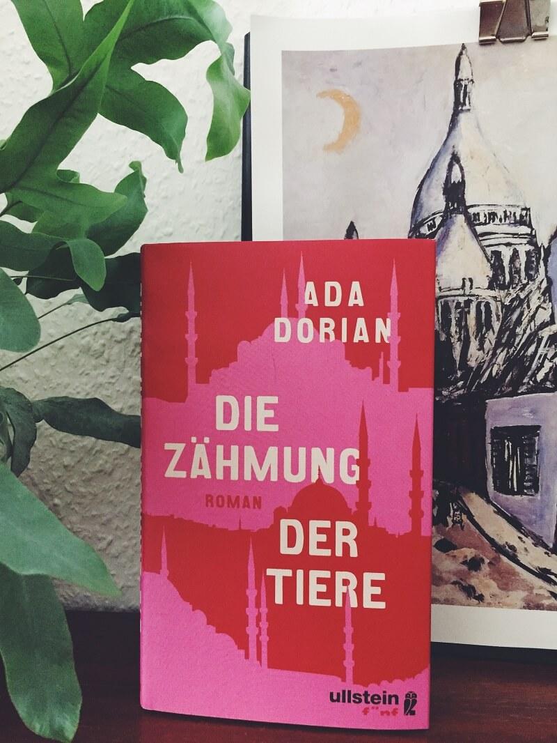 Die Zähmung der Tiere von Ada Dorian