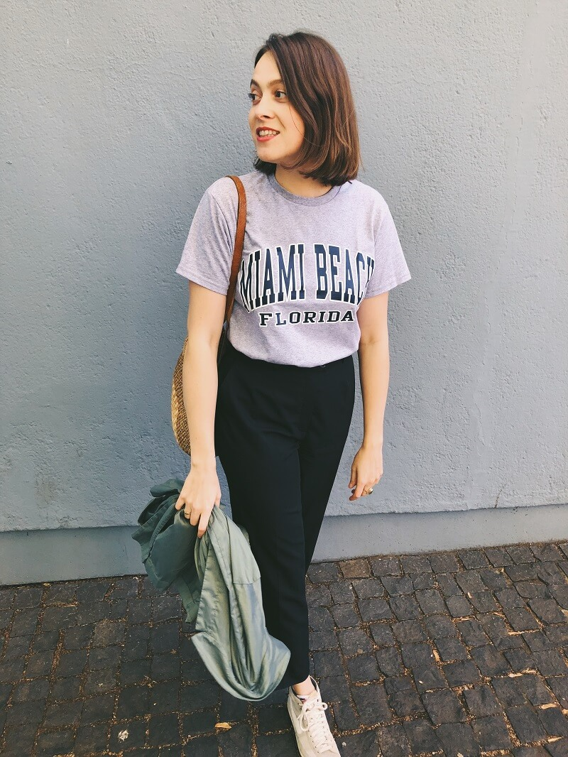 Das Miami Shirt & 2nd Hand Lieblinge