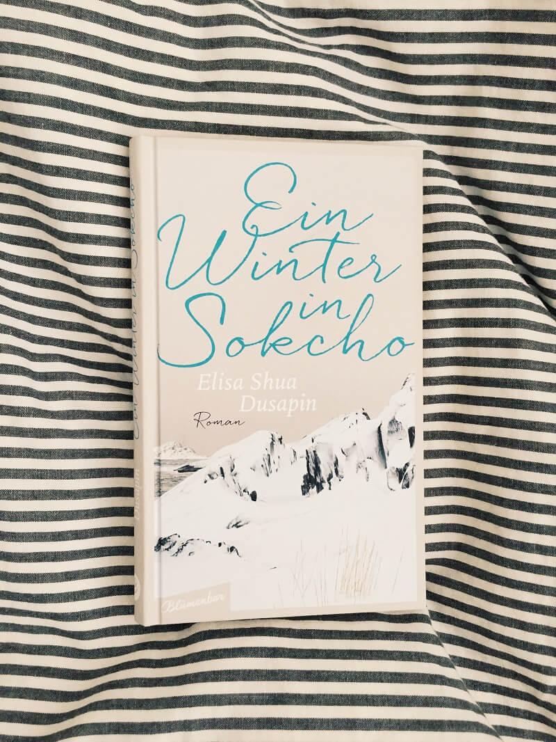 Ein Winter in Sokcho von Elisa Shua Dusapin