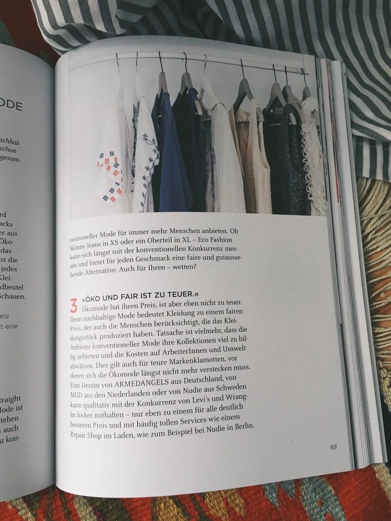 In 10 Schritten zum öko-fairen Kleiderschrank