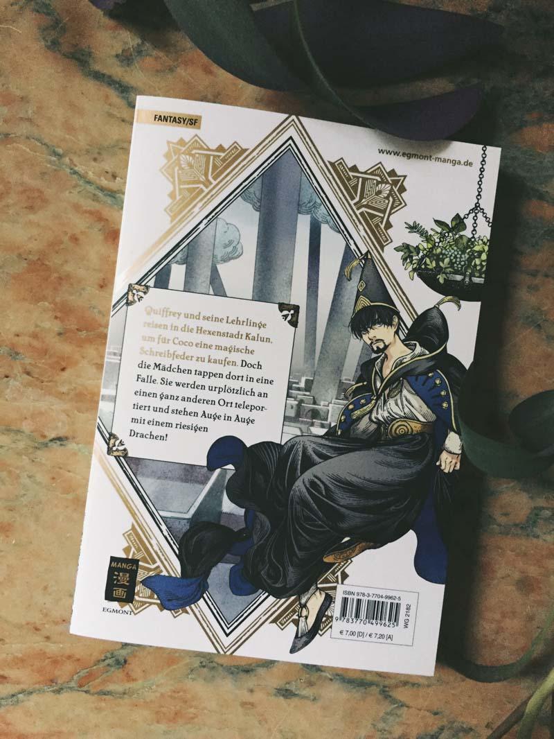 Atelier of Witch Hat 02: Das Geheimnis der Hexen