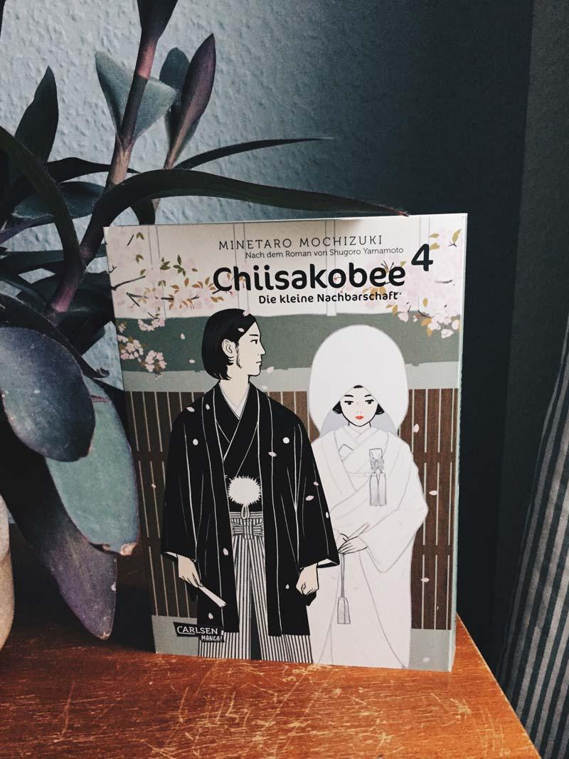 Chiisakobee 4: Die kleine Nachbarschaft von Minetarō Mochizuki