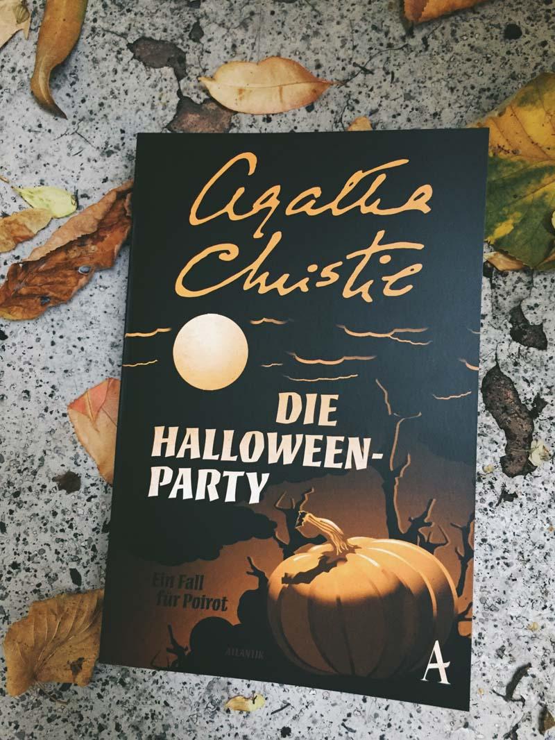 KRIMI ROMAN // Die Halloween-Party von Agatha Christie
