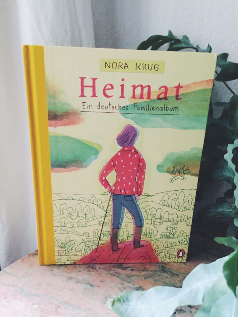 Heimat: Ein deutsches Familienalbum von Nora Krug