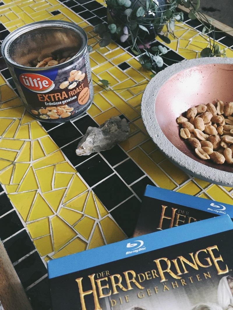 Me-Time // Energiegeladen durch den Herbst mit Erdnüssen von ültje