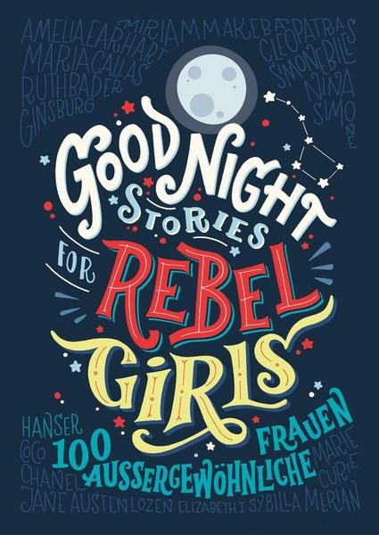 Good Night Stories for Rebel Stories