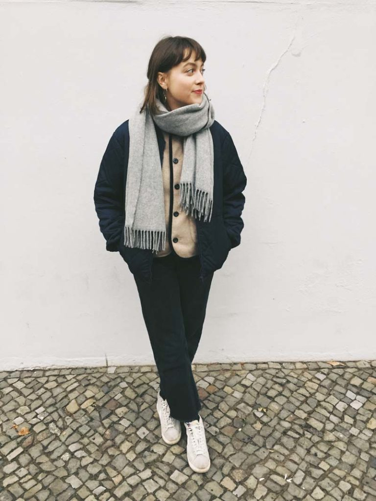 Slow Fashion Winter Outfit