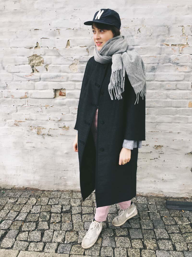Slow Fashion Outfit // Durch die Regentage in Berlin
