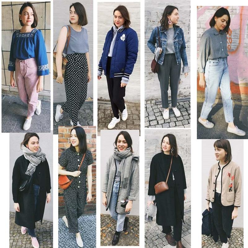 Slow Fashion Outfits 2018