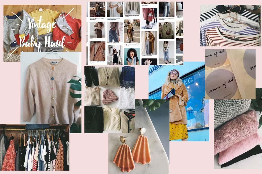 Die schönsten Slow Fashion Artikel