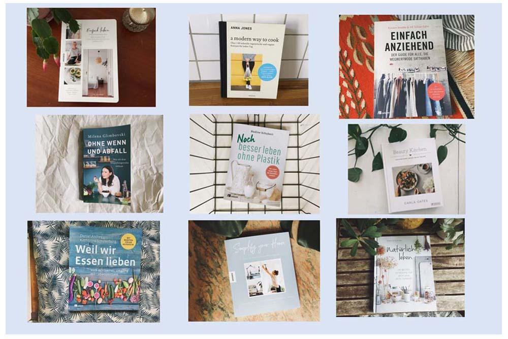 INSPIRATION // 9 Zero Waste und Minimalismus Bücher