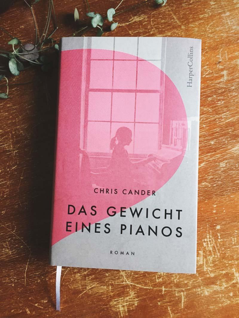 Das Gewicht eines Pianos von Chris Cander