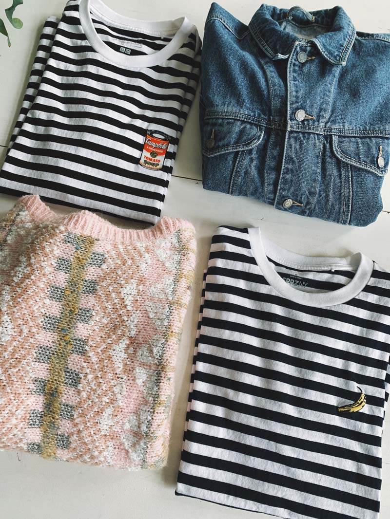 NEW IN // SPRING BASICS - Uniqlo, Vintage & Flohmarkt