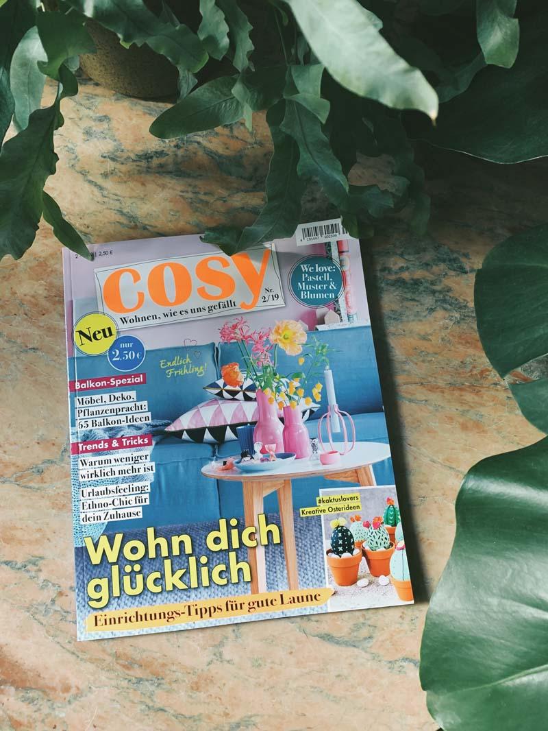 INSPIRATION // COSY Magazin - Wohnen, wie es uns gefällt