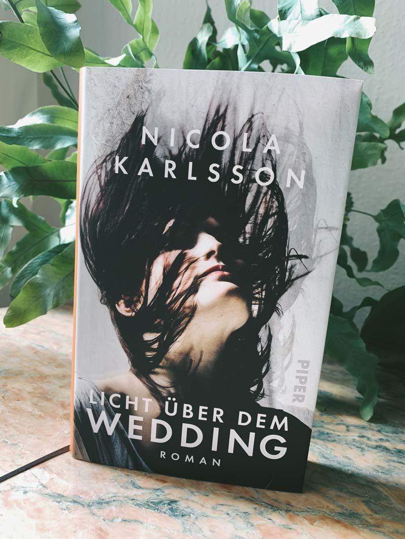 Licht über dem Wedding von Nicola Karlsson