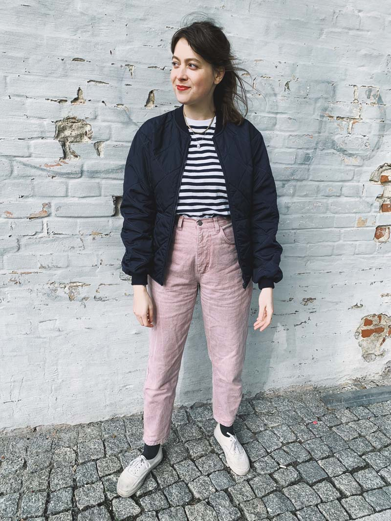 OUTFIT // Vintage Jeans