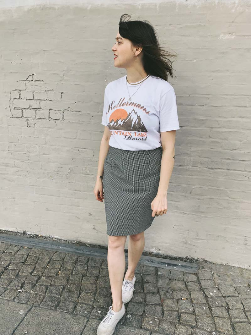 T-Shirt & Vintage Rock
