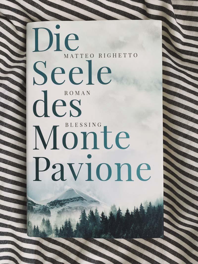 Die Seele des Monte Pavione von Matteo Righetto
