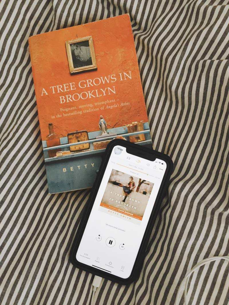 AUDIOBOOK // A Tree Grows In Brooklyn von Betty Smith
