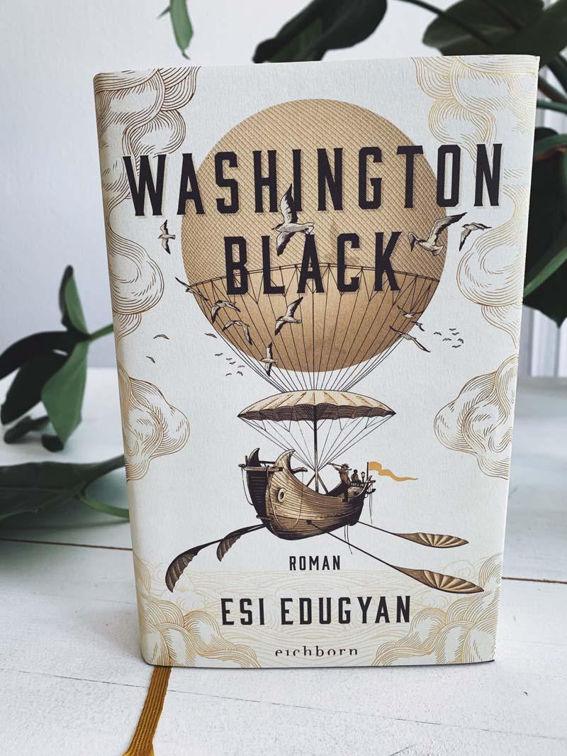 Washington Black von Esi Edugyan