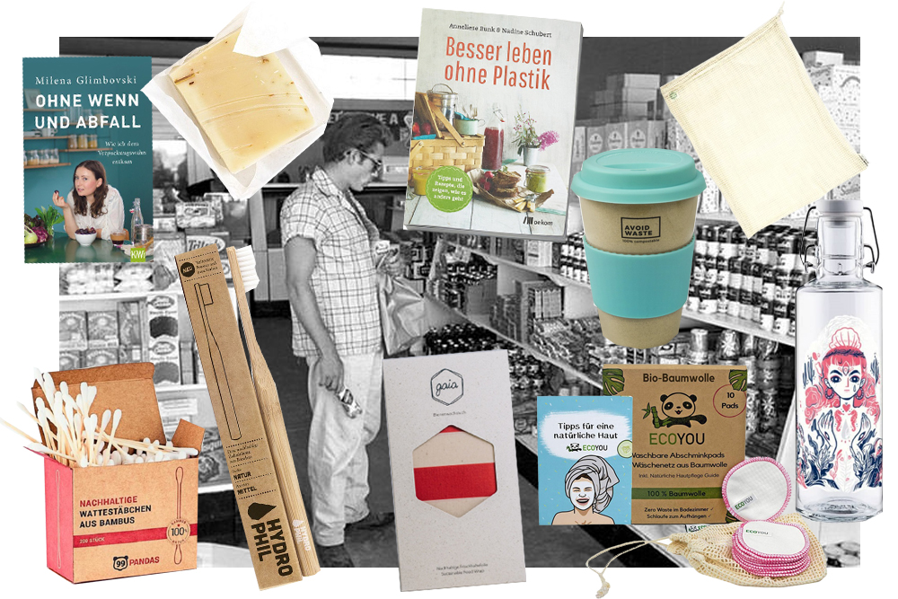 Plastikfreie Geschenkideen für Zero Waste Einsteiger