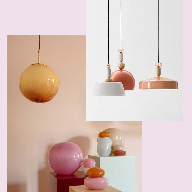 INSPIRATION // Rosa Farbtupfer für die Wohnung