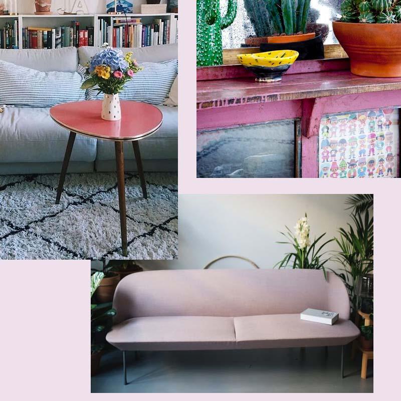 HOME // Pink Details
