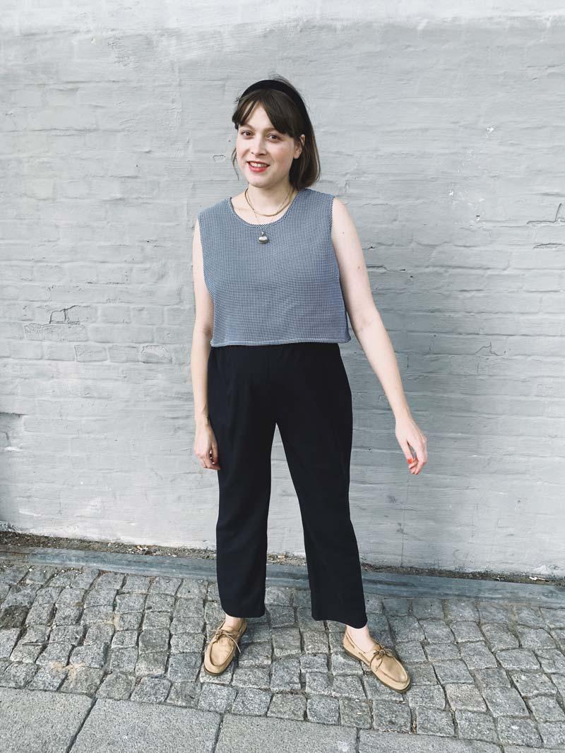 SLOW FASHION // 2 kleine Outfit Tricks für die Schwangerschaft