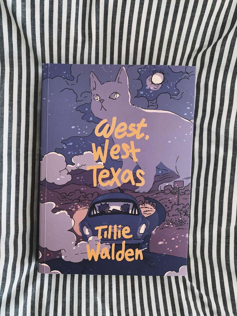 West, West Texas von Tillie Walden