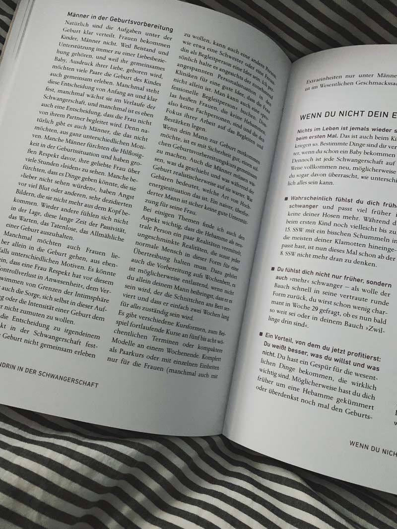 Guter Hoffnung - Hebammenwissen für Mama und Baby: Naturheilkunde und ganzheitliche Begleitung von Kareen Dannhauer