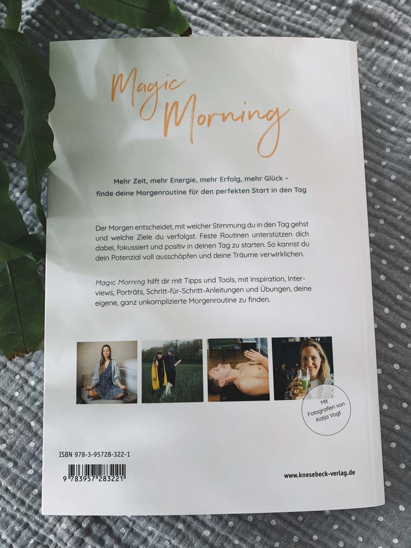 Magic Morning: Deine Morgenroutine für den perfekten Start in den Tag