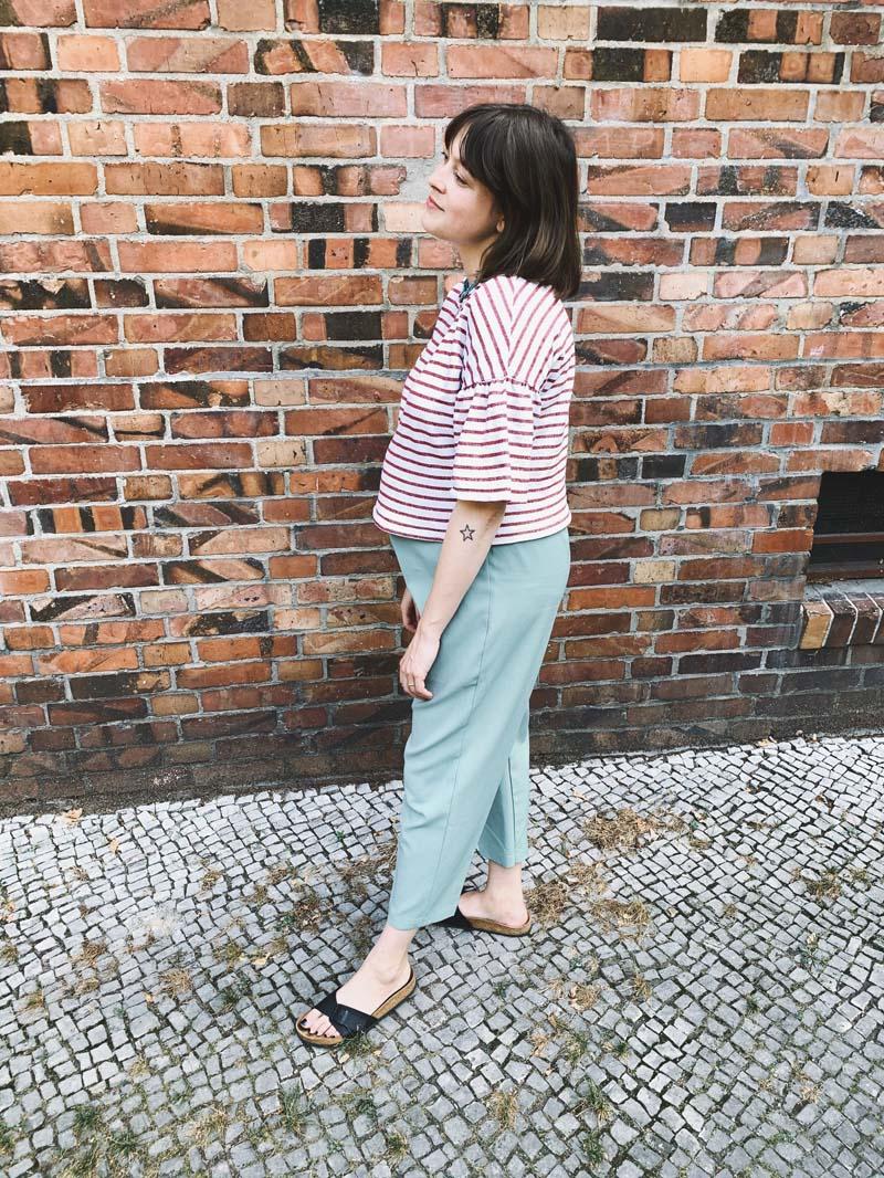 Streifen & ein wenig Farbe gegen die Modemüdigkeit