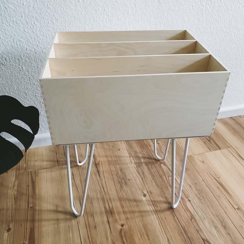 IKEA Hack // Das MOPPE Mini-Kommode Bücherregal