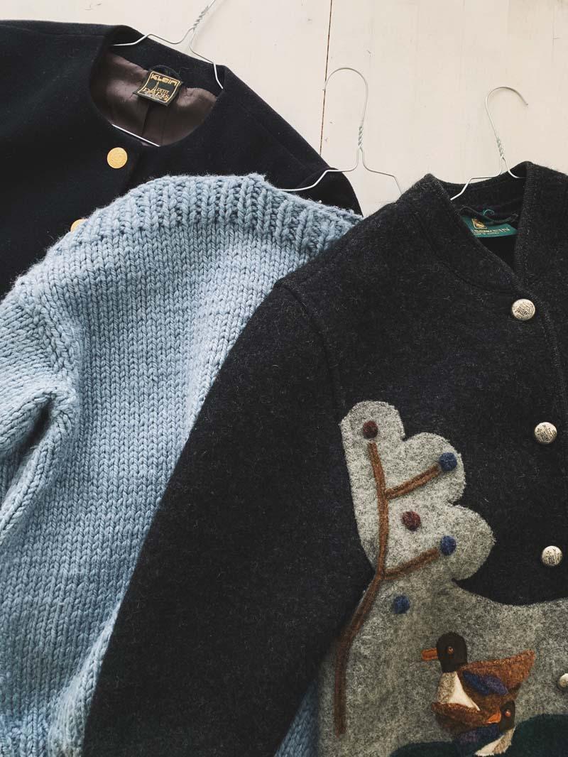 NEW IN // Vintage Schätze für mich und die kleine Made