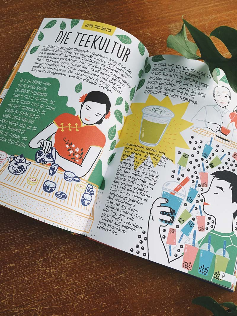 China. Der illustrierte Guide von Giulia Ziggiotti