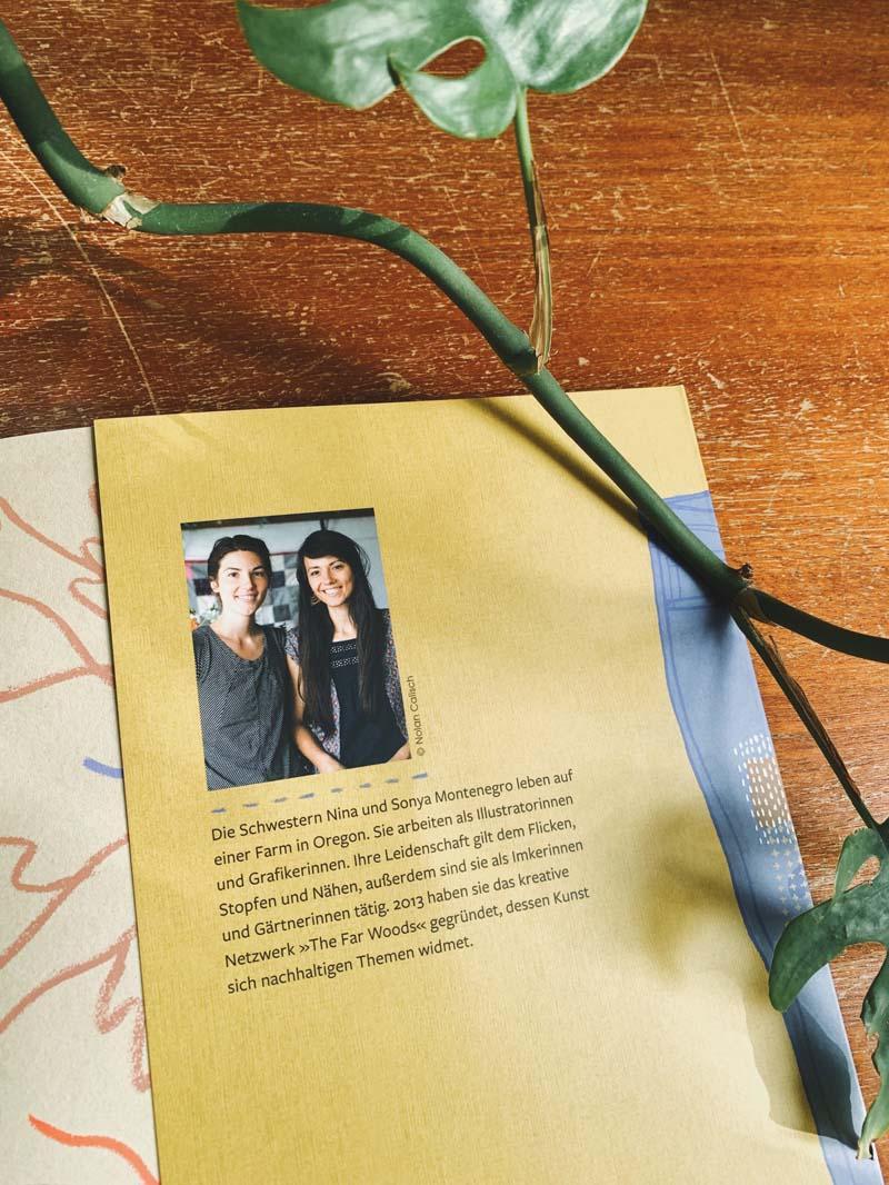 Flicken und stopfen - Das Handbuch für einen nachhaltigen Kleiderschrank