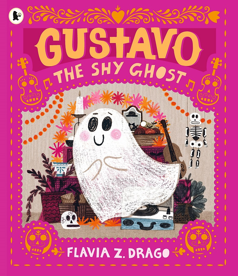 Gustavo, the Shy Ghost von Flavia Z. Drago