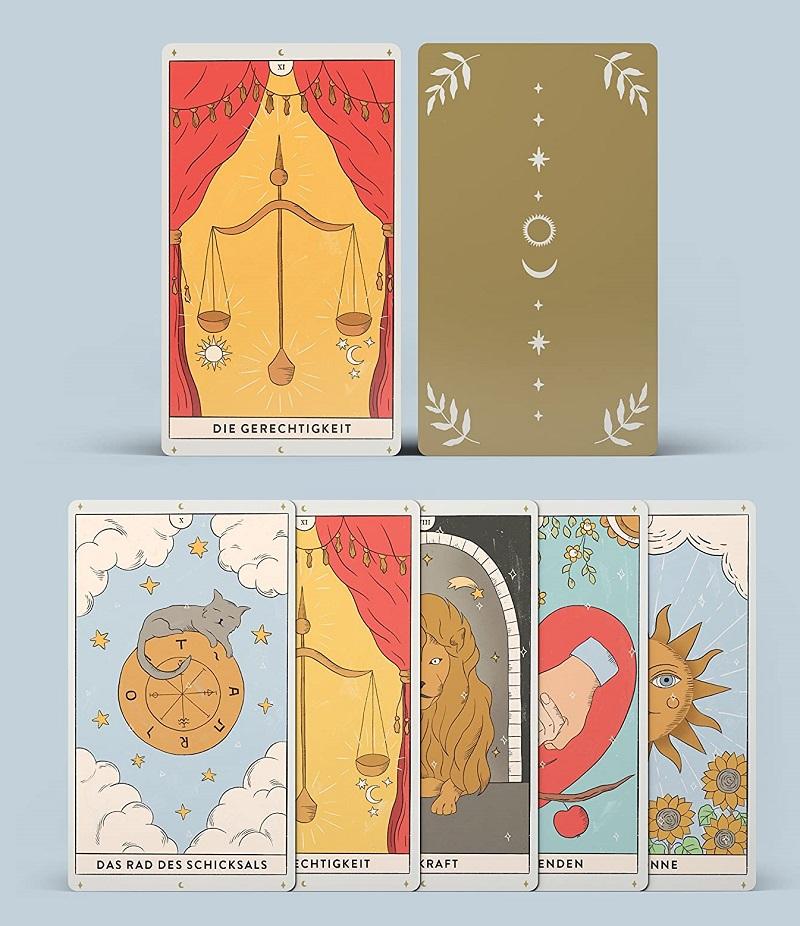 Tarotkarten von Verena Klindert